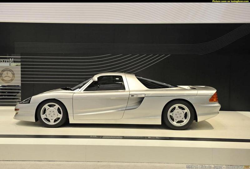 Mercedes C112 (1991) Pics-m52