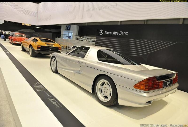Mercedes C112 (1991) Pics-m54