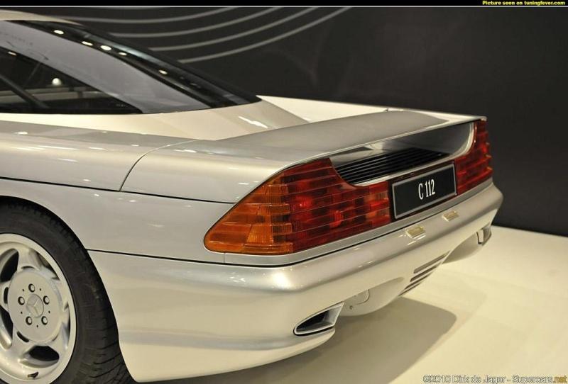 Mercedes C112 (1991) Pics-m55