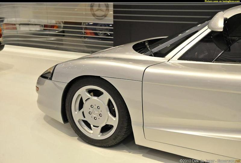Mercedes C112 (1991) Pics-m56