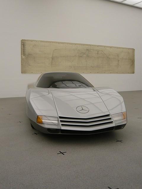 [Historique] Mercedes C 111 (1969-1979) V2804810
