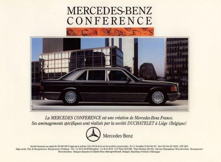 La Mercedes 560 Duchatelet W126_c13