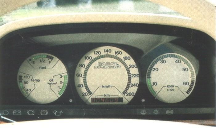 La Mercedes 560 Duchatelet W126ed10
