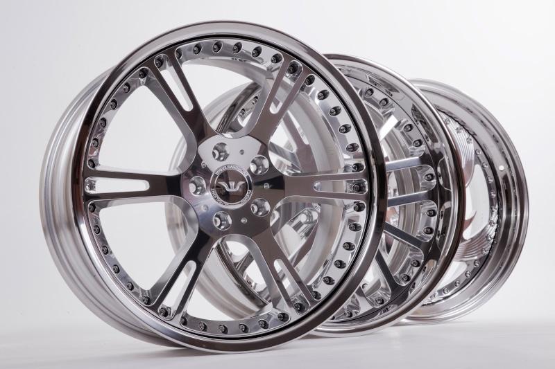 [Photos] Galerie : La Mercedes SL R230 Wheels10
