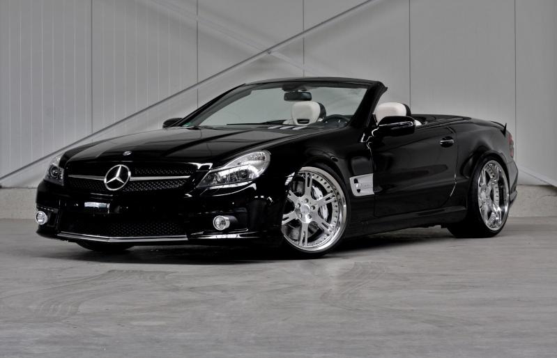 [Photos] Galerie : La Mercedes SL R230 Wheels11