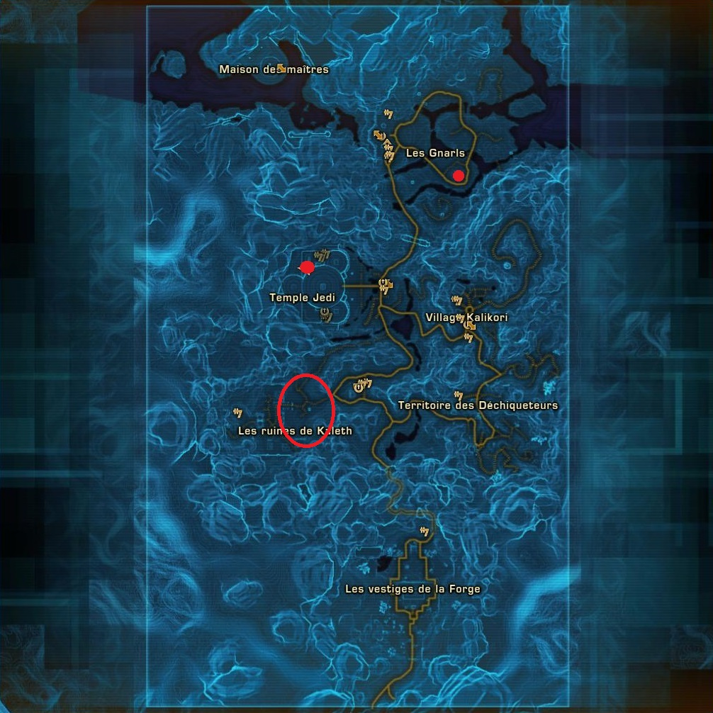 Les ruines de Kaleth Tython10