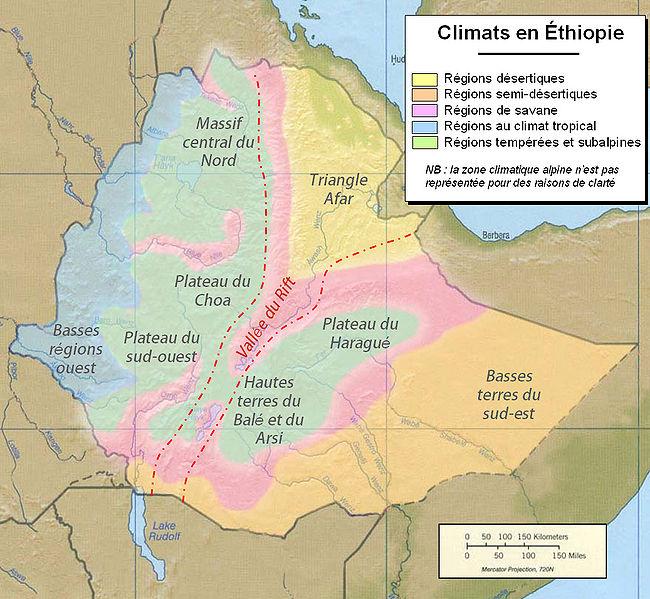 Éthiopie, quelques photos Climat20