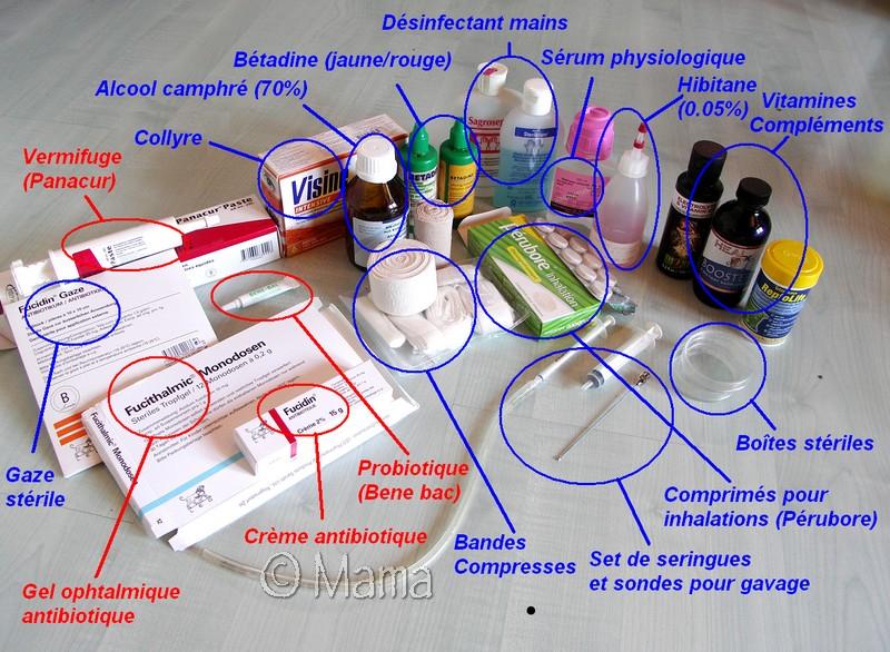 Médicaments et matériel pour soins Pharma10