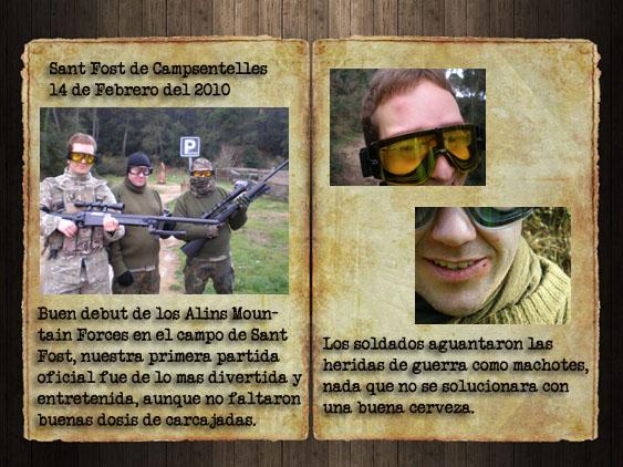 ALBUM DE FOTOS ALINS MOUNTAIN FORCES Album211