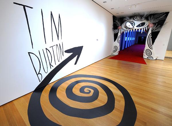 Expo Tim Burton au MoMa Blast-10