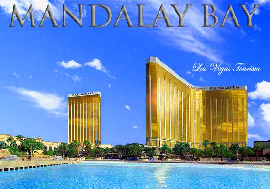 [Las Vegas] Hotel Mandalay Bay Mandal10
