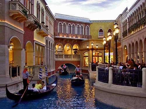 [Las Vegas] Venetian Hotel Veneti12