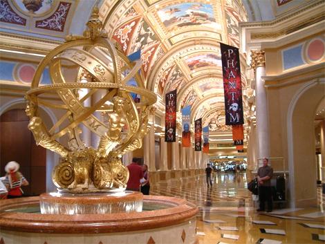 [Las Vegas] Venetian Hotel Veneti13