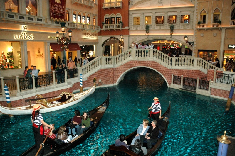 [Las Vegas] Venetian Hotel Ventia10