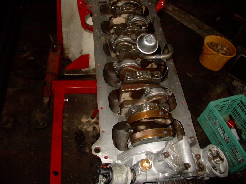 Omega A 3l 24v Turbo, Baustelle wird beendet, Auto geschlachtet - Seite 2 Img_0024