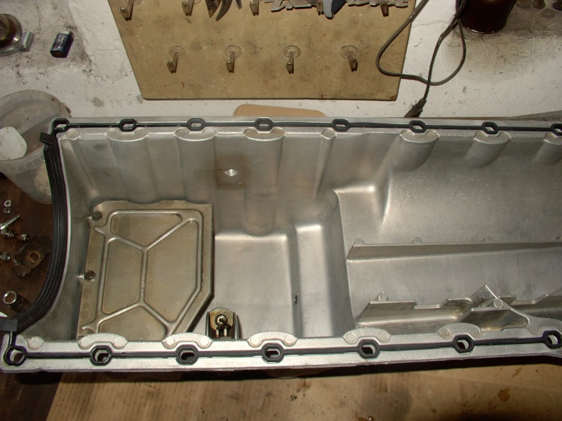 Omega A 3l 24v Turbo, Baustelle wird beendet, Auto geschlachtet - Seite 2 Img_0027