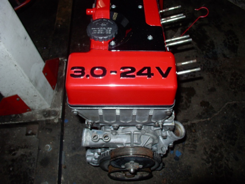 Omega A 3l 24v Turbo, Baustelle wird beendet, Auto geschlachtet - Seite 2 Img_0032