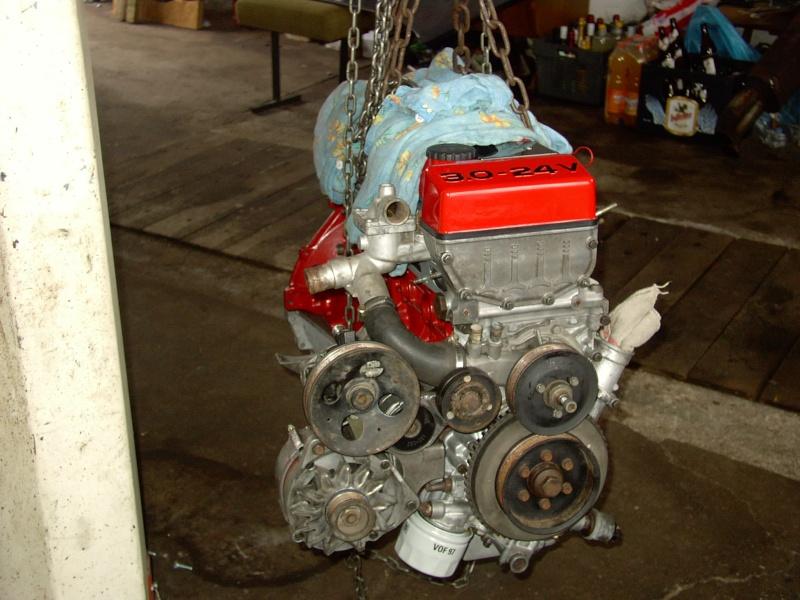 Omega A 3l 24v Turbo, Baustelle wird beendet, Auto geschlachtet - Seite 3 Img_0050