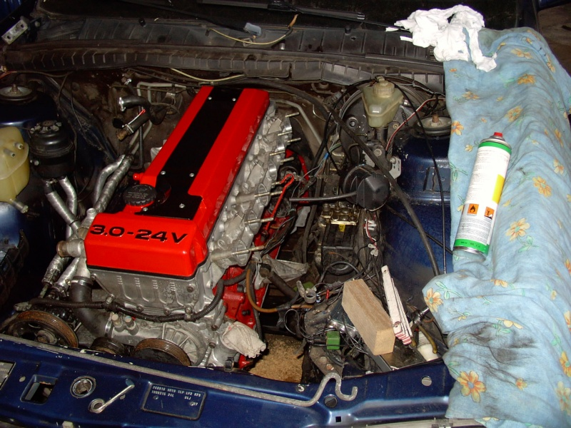 Omega A 3l 24v Turbo, Baustelle wird beendet, Auto geschlachtet - Seite 3 Img_0052