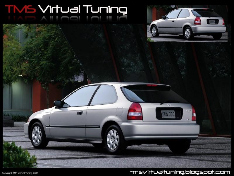 Honda Civic TMS Civict17