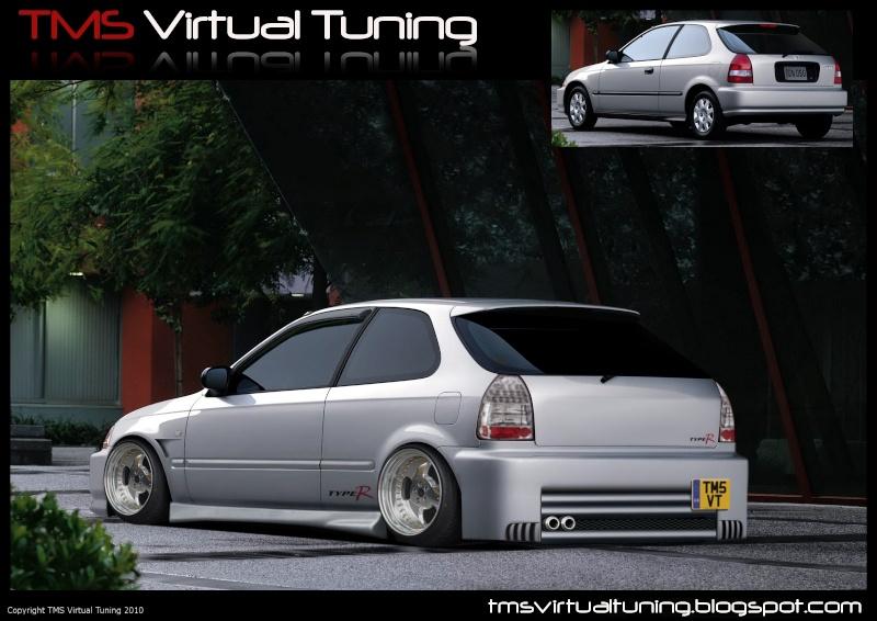 Honda Civic TMS Civict18