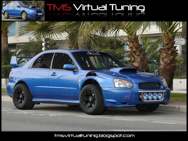 Sub off roader wip Subaru10