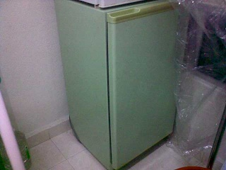 [WTS] Fridge Sharp 1 door 15052010