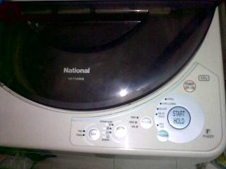 [WTS] Washing Machine Fully Auto National 5.2 kg Nation11