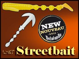 Nouveautés 2011 : Leurres Street10