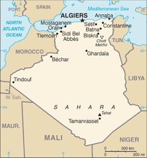 People's Democratic Republic of Algeria Algeri11