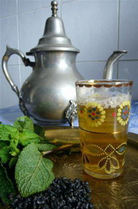 Traditional dishes Tea310