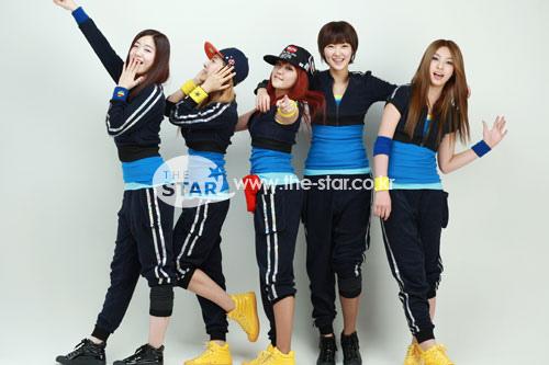 110310 5Dolls @ The Star Chosun 55144912