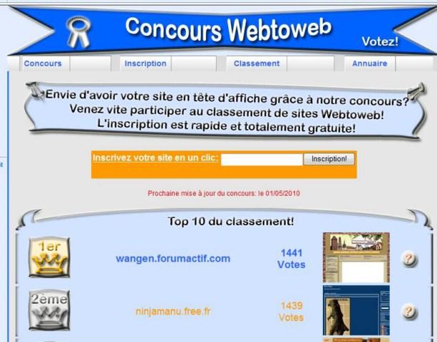 Il était une fois Wangen:1er au classement Webtoweb ! - Page 8 222_6410