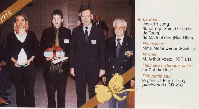 Prix National de la Mémoire et du Civisme  Image012
