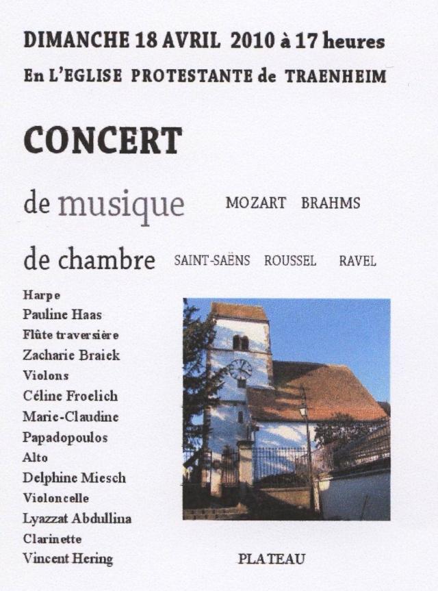 Concert de Musique le 18 avril 2010 à Traenheim Image054