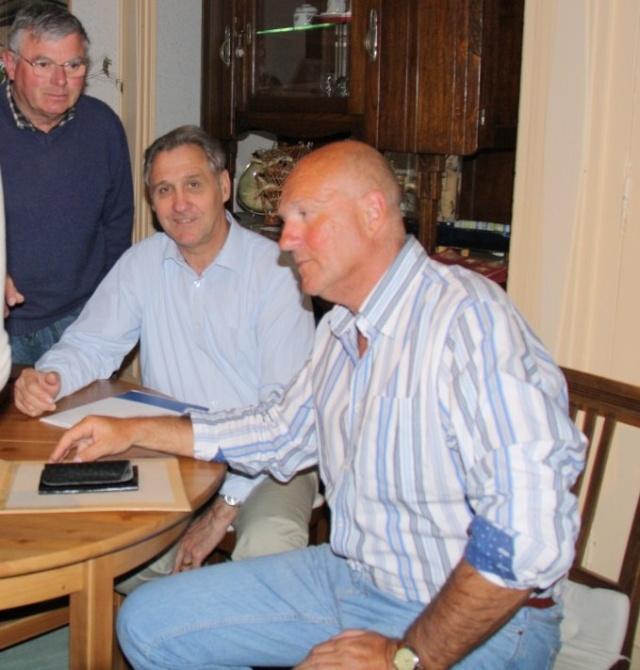 Soirée Conférence autour de 3 militaires de la famille Strohl mardi 20 avril 2010 à 20h à Wangen Img_0211