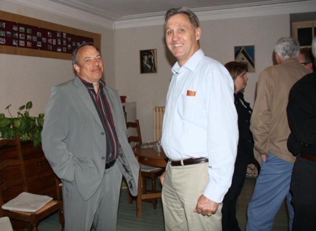 Soirée Conférence autour de 3 militaires de la famille Strohl mardi 20 avril 2010 à 20h à Wangen Img_0215