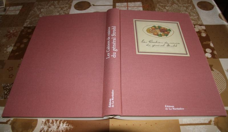 Les Cahiers de Cuisine du Général Strohl Img_8413