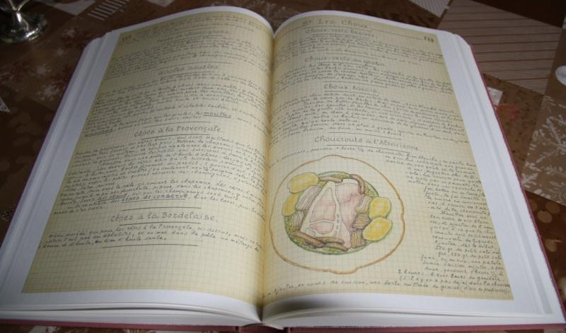 Les Cahiers de Cuisine du Général Strohl Img_8418