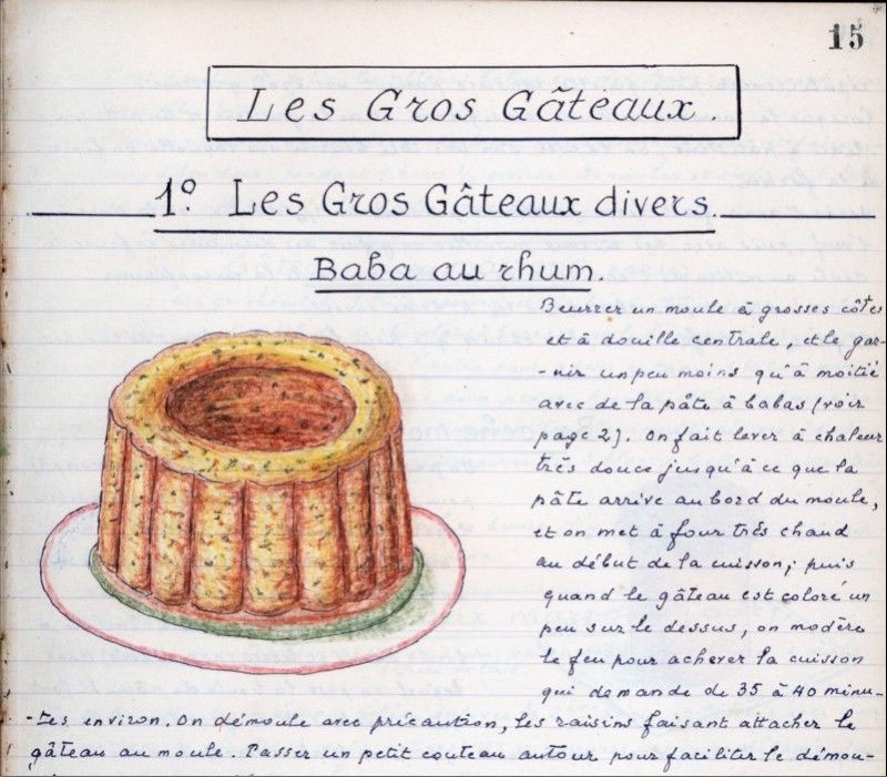 Les Cahiers de Cuisine du Général Strohl Strohl11