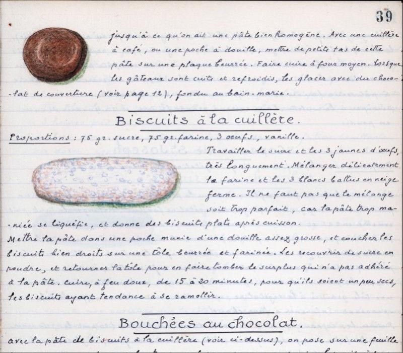 Les Cahiers de Cuisine du Général Strohl Strohl12