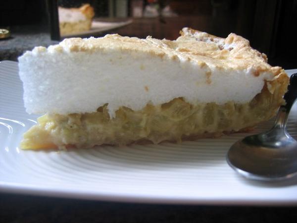 La tarte à la rhubarbe meringuée Tarte-13