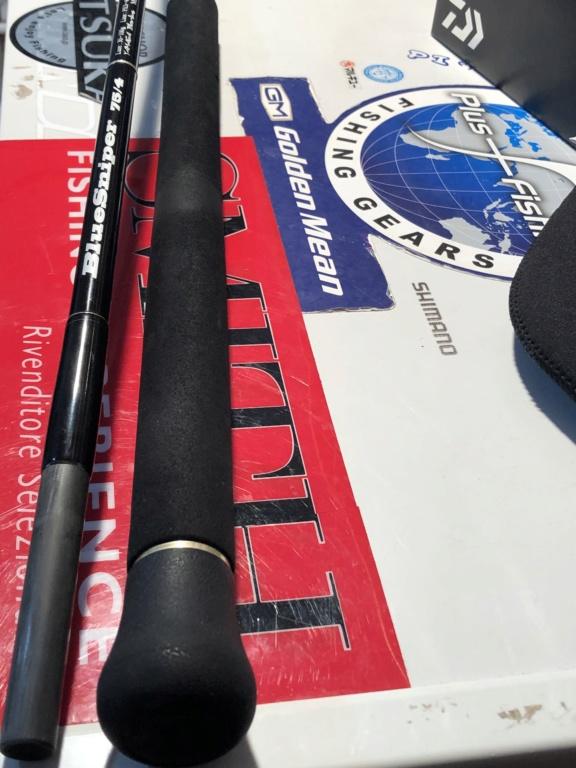 [vendo][usata] yamaga blanks blue sniper 75/4 01667510