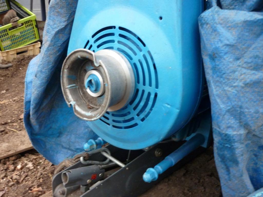 poulie - Amélioration d'une poulie de démarrage P1210449