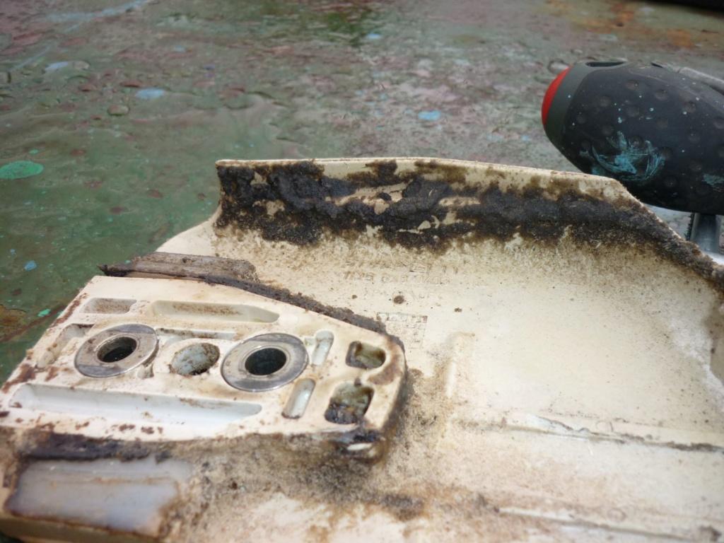 Entretien tronçonneuse Sthil MS 390 P1210526
