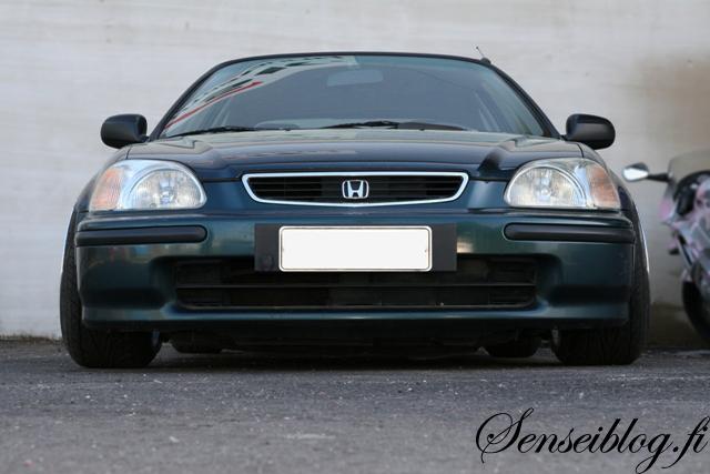 sensei garage - Sivu 5 Civ210