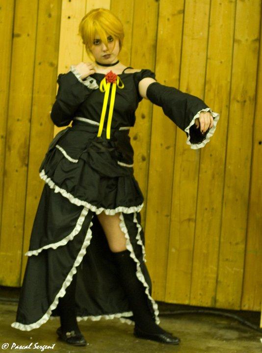 Les cosplays de Yuna 16804310