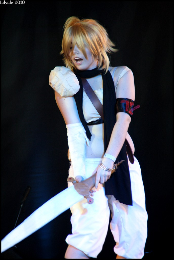 Les cosplays de Yuna 51361310