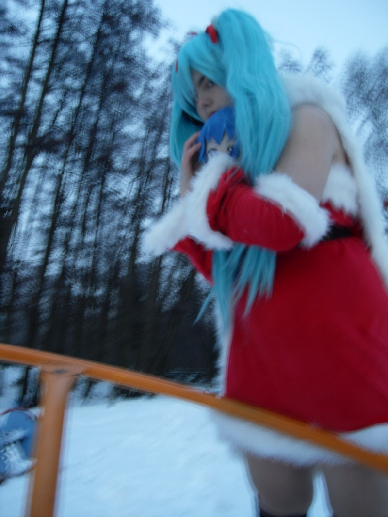Les cosplays de Yuna Sdc12911