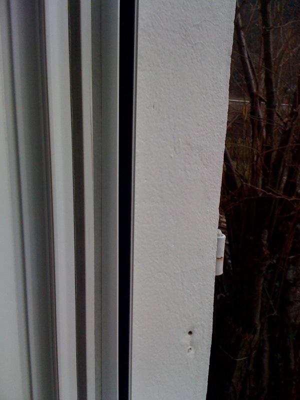 Installation protection fenêtres et balcons Photo10